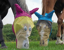 Shires Horse Face Fly Mask