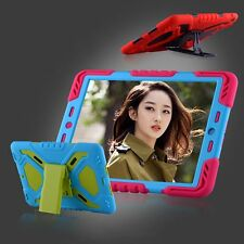 Pepkoo Magic Shock/Dirt/Water Proof Silicone Stand Case Cover For iPad 5 6/Air