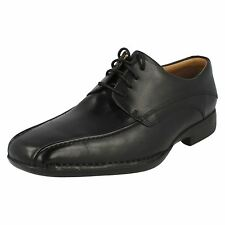 Mens Clarks Formal Lace Up Shoes - Francis Air