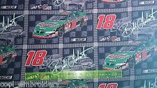 Nascar Racecar Cars  cotton quilting fabric *Choose design & size
