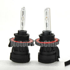 2pc Pair H13/9008 Dual Beam HID BI-Xenon Replacement Bulbs H/L 35W Lamps