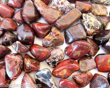 Brecciated Jasper LARGE Tumbled Stone QTY - 5 PIECES Healing Crystal Reiki Dream