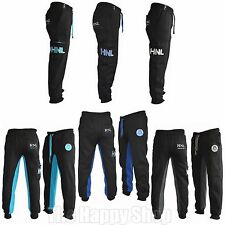 MEN TRACK PANT GYM BOTTOM TRACKSUIT Pants JOGGER HNL Jogging Pants S M L XL