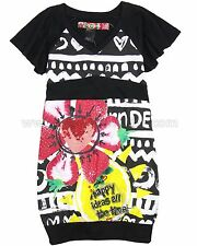 Desigual Girls Dress Yibuti, Sizes 5-14