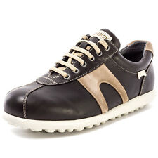 Camper Pelotas Mens Leather Brown Casual Shoes Trainers Comfy for  Walking New