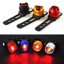 Portable Bike Bicycle Cycling Front Rear Tail Flash Lights Safety Warning Lamp