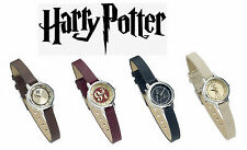 Official Harry Potter Wrist Watch Logo Dobby Platform 9 3/4 Deathly Hallows New
