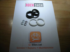 RockShox Forks: Foam Rings & Washers - 28mm - 35mm Forks (Pike 14, Recon, Reba)