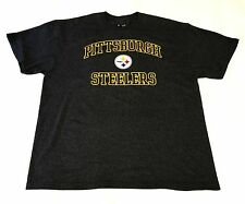 STEELERS Pittsburgh Nfl Football Steelers Team Apparel T-shirt Nwt  SZ(XL)