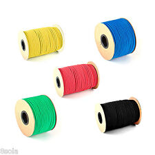 4mm Bungee Shock Cord Elastic Rope Tie Down Wide Choice of Colours & Lengths ™