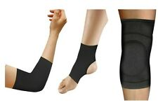 copper fit copper infused compression sleeve Elbow Knee Ankle Brace