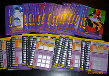 DRAGON BALL Z GT DBZ FIGHTING CARD CARDDASS CARTE NON GRATTEE A L'UNITE