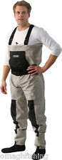 OCEAN BREATHABLE STOCKING FOOT CHEST WADERS M-XXXL
