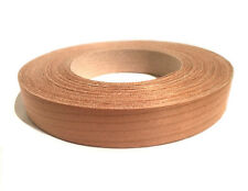 "Cherry  wood veneer edge banding pre glued ( 3/4"", 13/16"", 7/8"" ) x 25'"