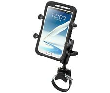 RAM Mount Handlebar ATV Roll bar strap rail Mount iPhone 6 Plus RAM-B-108-UN10U