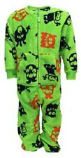 Boys NEXT green supersoft furry dinosaur onesie  Ages 1.5-2  3-4  4 -5 years