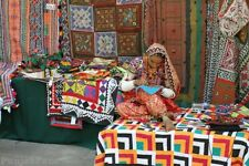 RALLI QUILT KANTHA QUILT KANTHA THROW INDIAN HANDMADE QUILT KANTHA KING QUEEN