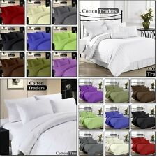 "Hotel Collection "" FITTED SHEET "" 100% Egyptian Cotton 1000-TC All Size & ColorS"