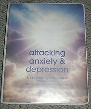 Attacking Anxiety Depression Panic Stress Used 15 Cassette Set Lucinda Bassett
