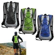 5L Outdoor Riding Cycling Bicycle Bike Hydration Pack Camping Backpack Rucksack