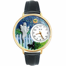 Halloween Ghost Watch w/ Personalized Miniature Gifts