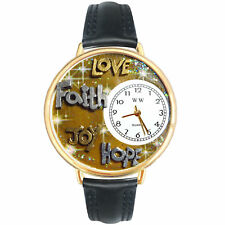 Faith Hope Love Joy Watch w/ Personalized Miniature Gifts