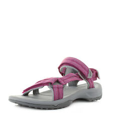 Womens Teva Terra Fi Lite City Lights Magenta Comfort Activity Sandal Shu Size