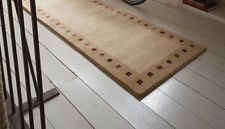 Antique Washed Beige HIGH QUALITY Modern Handmade THICK Wool Rug 120x180cm 50%OF