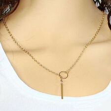 Fashion Sexy Womens Delicate Clavicle Chains Necklace Jewelry CIK