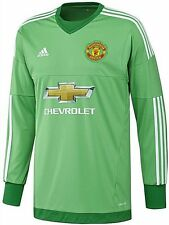 Manchester United Goalkeeper Jersey 2015 - 2016