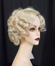 COLOR CHOICE . Cathy Wig ..Perfect for 1930'S  Theatre or every day. QUALITY ***
