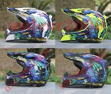 DOT Off Road Dirt Bike Motocross Enduro Racing KTM ATV MX Motorcycle Helmet 2016
