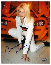 Caprice Bourret Signed Authentic Autographed 8x10 Photo PSA/DNA #J64864