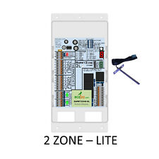 SmartZone-2L: Universal 2 Zone Control KIT BEST Value HVAC Zoning Damper Control