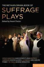 Methuen Drama Book of Suffrage Plays by Beatrice Glover Paperback Book (English)