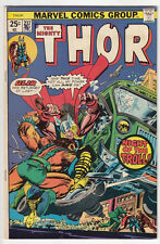 THE MIGHTY THOR #237, BRONZE AGE, FN, 1975