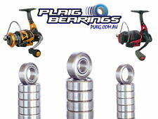 Fishing Reel Bearings - Quality Precision Stainless Steel And Ceramic Hybrid