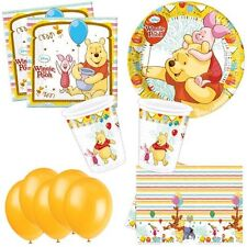 New Winnie The Pooh Party Pack for 8 or 16 or 32 kids