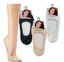 Lace Socks for teens and ladies, 3 Bundle