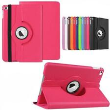 360° Rotating PU Leather Smart Case Stand Cover For Samsung Galaxy Tab Tablet