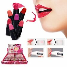 Beauty Makeup Lipstick Long Lasting Bright Lip Gloss Rouge Cosmetic Multi-Colors