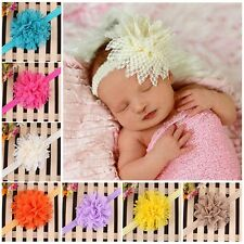 Accessories Infant Girls Kid Baby Headband Cute And Lovely Lace Flower Headwear
