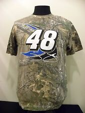 Men's NASCAR Jimmie Johnson Realtree Go Camo T-Shirt
