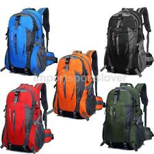 40L Large Hiking Camping Outdoor Waterproof Camping Rucksack Travel bag backpack