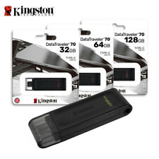 Kingston DTMC3 16GB 32GB 64G USB Flash Pen Drive DataTraveler DT Micro 3.1 Metal