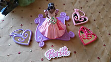 African American Barbie Cake Topper/Decoration ~ New