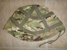 British Army MTP Helmet Cover GS MK6 PCS MOD Issue New Para Camo Adjustable