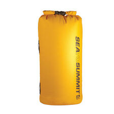 Sea to Summit Big River Dry Bag in Blue, Yellow