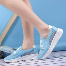2016 New Fashion Sneakers Breathable Summer Mesh Soft Casual Womens Shoes