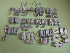 WARHAMMER EPIC 40K IMPERIAL GUARD/SPACE MARINE TANKS AND VEHICLES